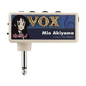 VOX ヘッドフォンアンプ amPlug アンプラグ 「けいおん! 」 秋山澪モデル AP-MIO