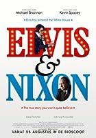 ELVIS&NIXON –オランダの輸入映画ウォールポスター印刷-30CM X 43CM Kevin Spacey