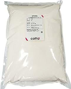 cotta(コッタ) 北海道産強力粉 はるゆたか100% 2.5kg