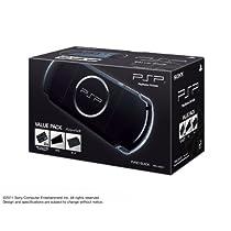 PSP「プレイステーション・ポータブル」バリューパック ピアノ・ブラック (PSPJ-30023)【メーカー生産終了】