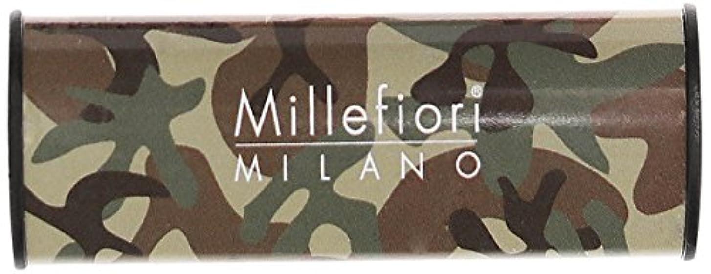 ゆるいクリーム敬意を表するMillefiori カーエアーフレッシュナー ANIMLIER ミント CDIF-D-004