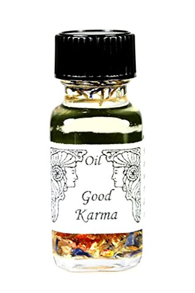 類推お酢花嫁アンシェントメモリーオイル Good Karma (良いカルマ)