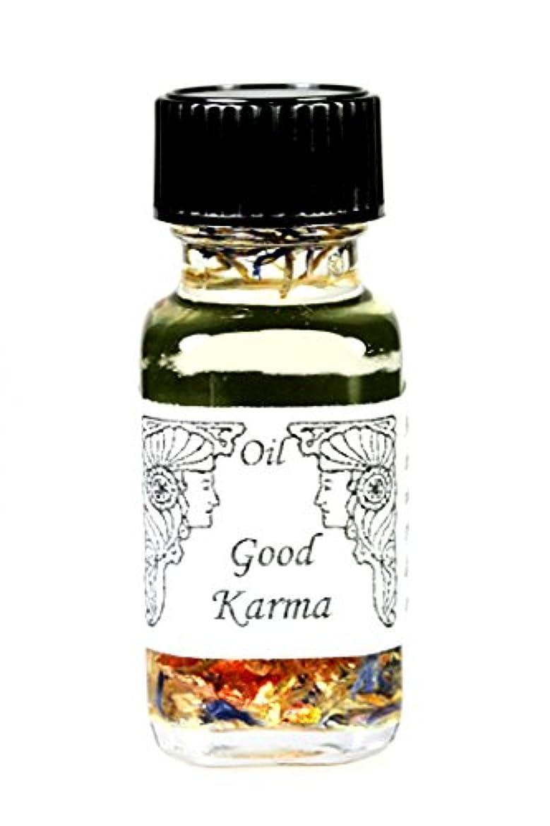 韓国スライス近似アンシェントメモリーオイル Good Karma (良いカルマ)