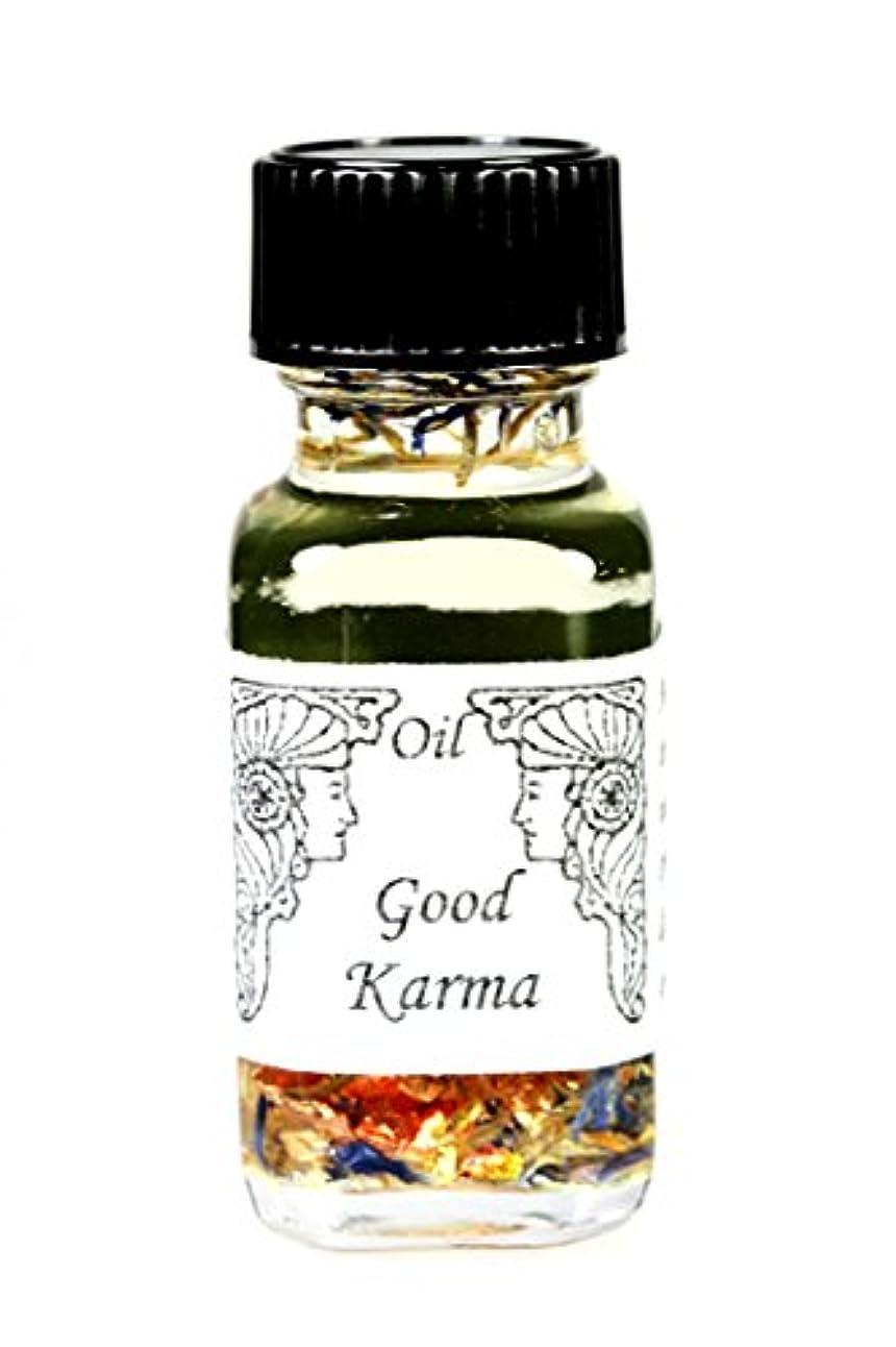 デジタル突き刺すカウントアップアンシェントメモリーオイル Good Karma (良いカルマ)