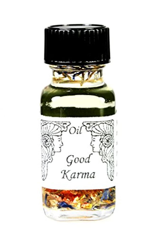 後ろにひらめきクスコアンシェントメモリーオイル Good Karma (良いカルマ)