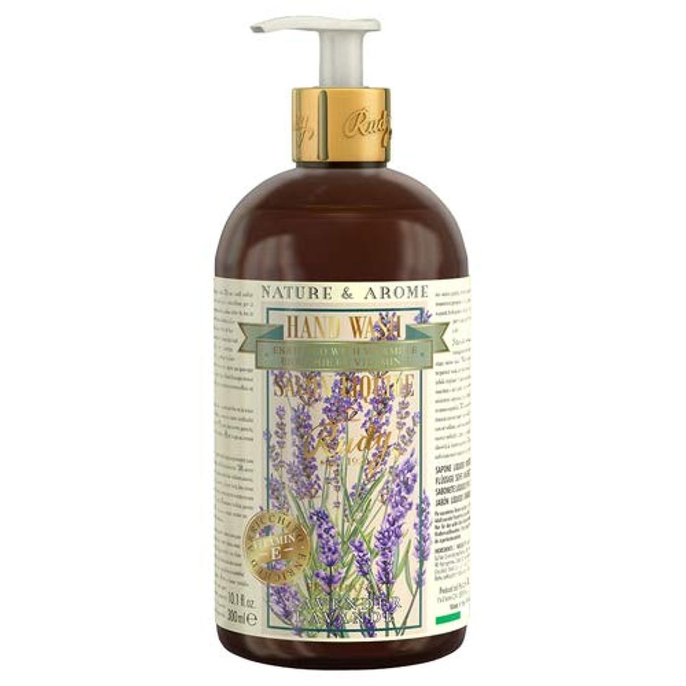 サイクル微生物ルームRUDY Nature&Arome Apothecary ネイチャーアロマ アポセカリー Hand Wash ハンドウォッシュ(ボディソープ) Laveder ラベンダー