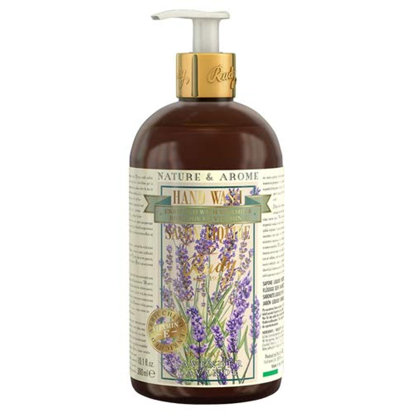パワーやがてパブRUDY Nature&Arome Apothecary ネイチャーアロマ アポセカリー Hand Wash ハンドウォッシュ(ボディソープ) Laveder ラベンダー