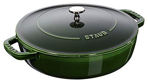 ブレイザー ソテーパン 24cm [バジルグリーン]