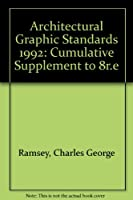 Architectural Graphic Standards, 1992 Cumulative Supplement