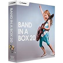 Band-in-a-Box 20 for Windows BasicPAK 解説本付