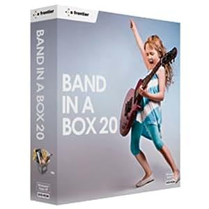 Band-in-a-Box 20 for Windows BasicPAK