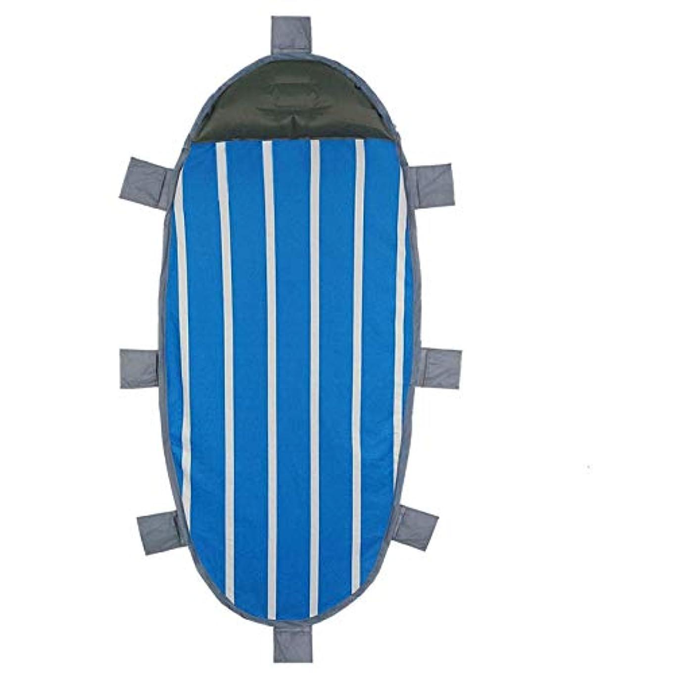 佐賀通信網ピアニスト1ピース屋外インフレータブルピロービーチマット怠惰なビーチマットレス折りたたみ防水芝生キャンプマット用日光浴ハイキングキャンプ