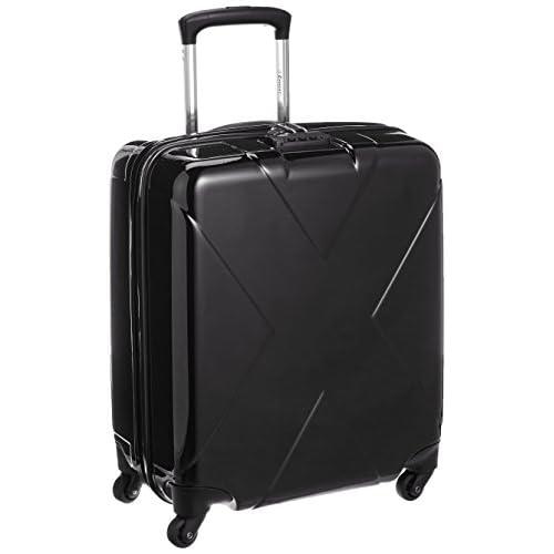 [エミネント] EMINENT スーツケース マックスキャビン 50cm 40L 機内持ち込み可 ポリカーボネート100% 75-23540 1 (ブラック)
