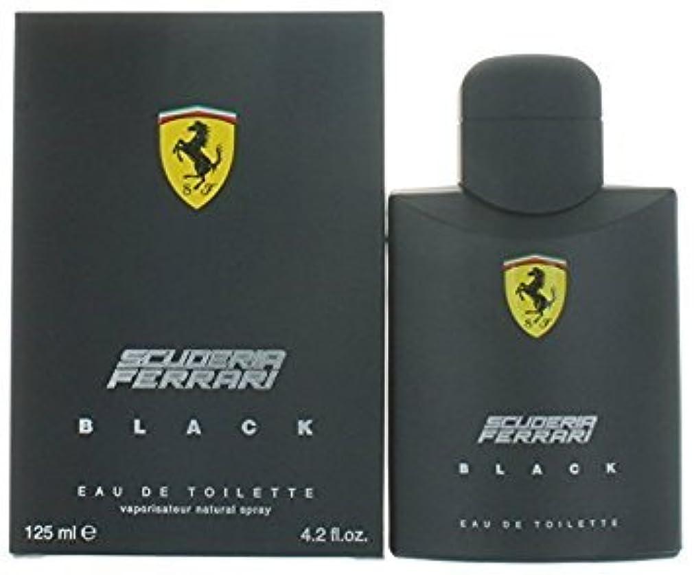 特異性到着する権限を与えるFERRARI フェラーリ フェラーリブラック 125ml メンズ 香水 (並行輸入品)
