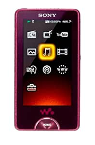 SONY ウォークマン Xシリーズ FM付 NC機能 ワンセグ WiFi搭載[メモリータイプ] 32GB レッド NW-X1060/R
