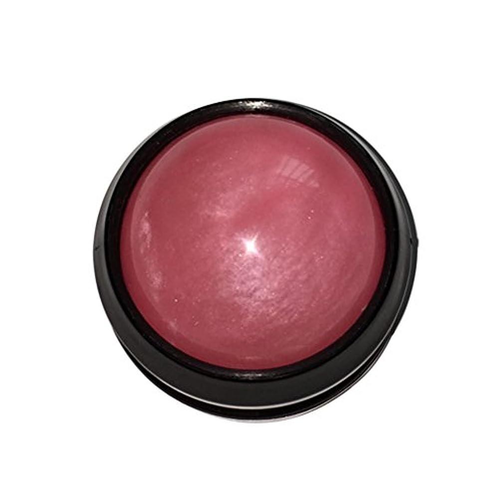 騙す測定用心ULTNICE マッサージ ボール リラックスボール ボディ ローラー ほぐし 健康器具 血行促進 解消 360度回転(ピンク)