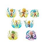 ドラゴンボール超 ワールドコレクタブルフィギュア -BURST- 7種 セット