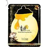 パパレシピ(Paparecipe) 春雨ブラック蜜ツボマスクシート10枚(Paparecipe Bombee Black Honey Mask Sheet 10ea)[並行輸入品]