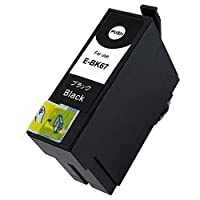ICBK67【ブラック1本セット】 EPSON互換インク 残量表示あり 最新ICチップ搭載 国内梱包検品済み 【Enk】製 対応機種:PX-K100