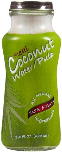 ココナッツウォーターは天然のスポーツ飲料