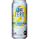 キリン 氷結 ZERO レモン 糖類ゼロ 500ml×1ケース(24本) 【★受注発注商品】