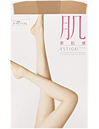 (アツギ)ATSUGI ストッキング ASTIGU(アスティーグ) 【肌】 素肌感 ストッキング 〈3足組〉