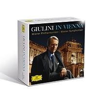Carlo Maria Giulini In Vienna (15Cd)