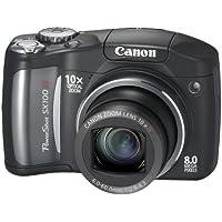 Canon デジタルカメラ PowerShot (パワーショット) SX100 IS ブラック PSSX100IS(BK)