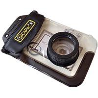 DicAPac WP-ONE ディカパック デジカメ 防水 ケース 100% 完全防水 デジタルカメラ JIS IPX 8 規格獲得 ウォータープルーフ 【並行輸入品】【daiyo】