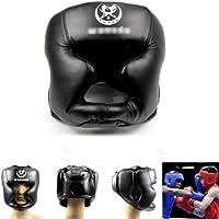 Estoneブラック新しいGood HeadgearヘッドガードTrainningヘルメットKick Boxing Pretectionギア