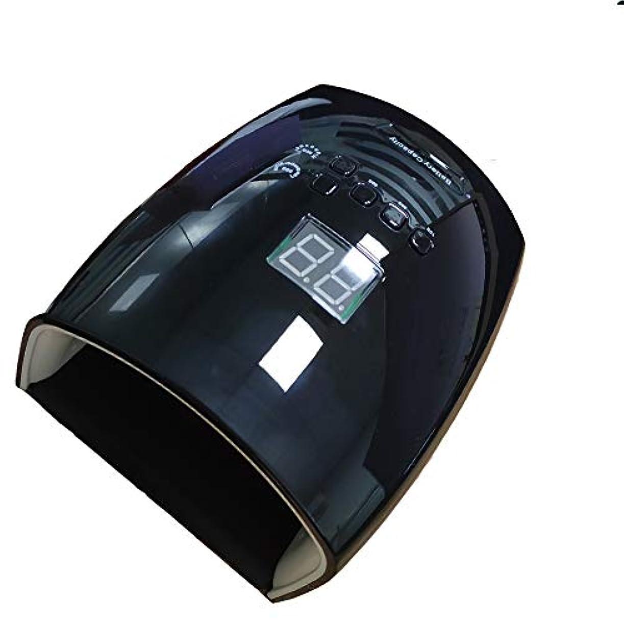 でまた欠点LEDネイルマシン、インテリジェント赤外線センサー多機能ネイル硬化機プロの美容ネイルポリッシャー、取り外し可能な高速乾燥ジェルマシン