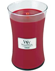 Woodwick Jar Candle (Large) (Currant)