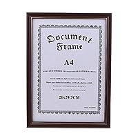 フォトフレーム 卒業証書、証明書、写真、アートワーク、写真、書類木枠