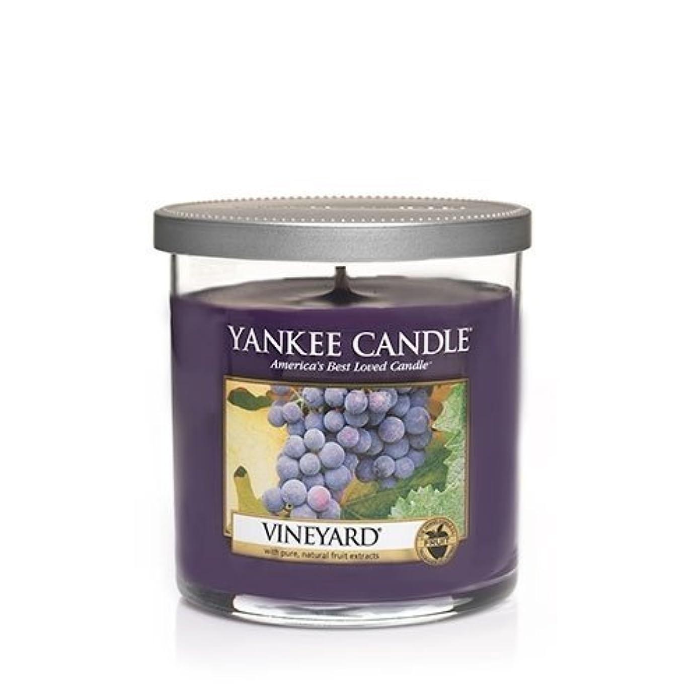 キロメートル医療過誤ゴミ箱を空にするYankeeキャンドルVineyardスモールタンブラー7oz、Festive香り