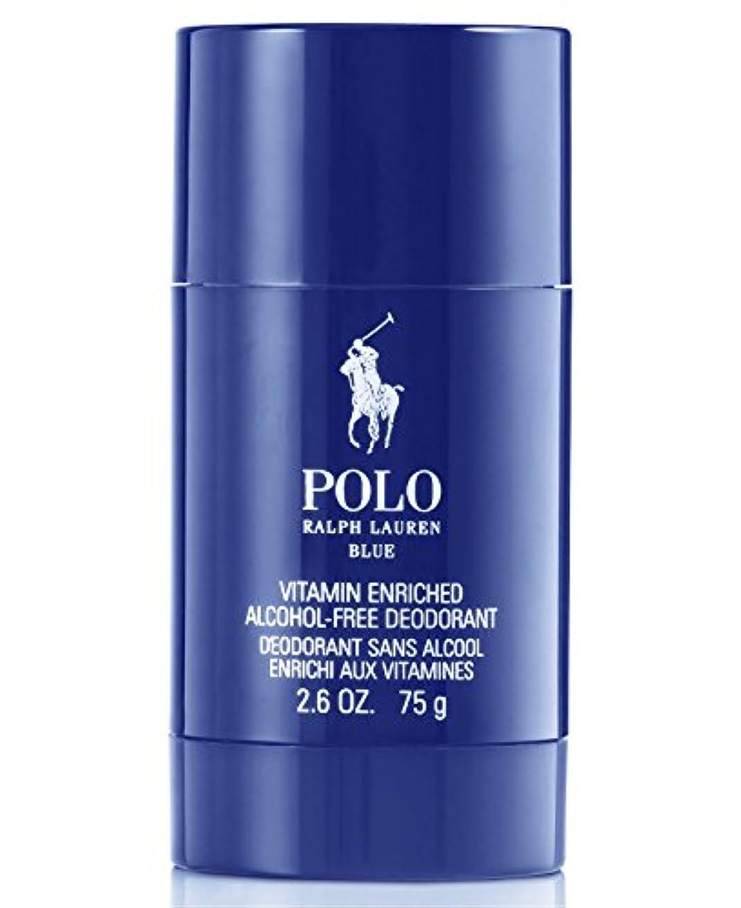 発掘する不規則性オペララルフローレン ポロ ブルー デオドラントスティック POLO BLUE Deodorant Stick