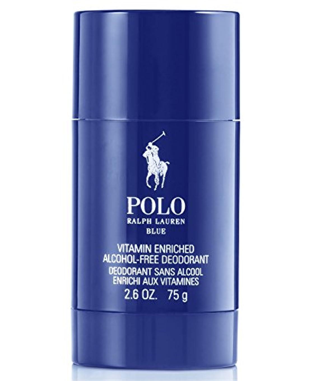 バンケット哺乳類気付くラルフローレン ポロ ブルー デオドラントスティック POLO BLUE Deodorant Stick