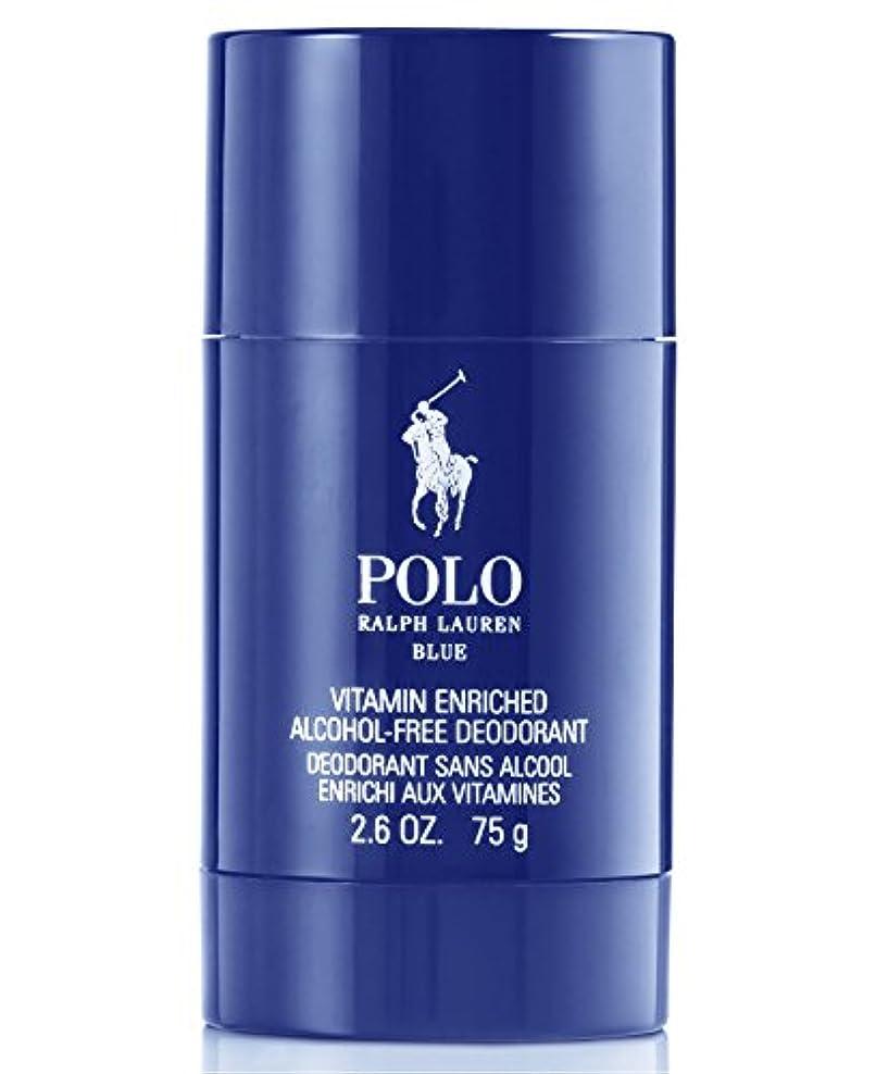 タウポ湖棚姿を消すラルフローレン ポロ ブルー デオドラントスティック POLO BLUE Deodorant Stick