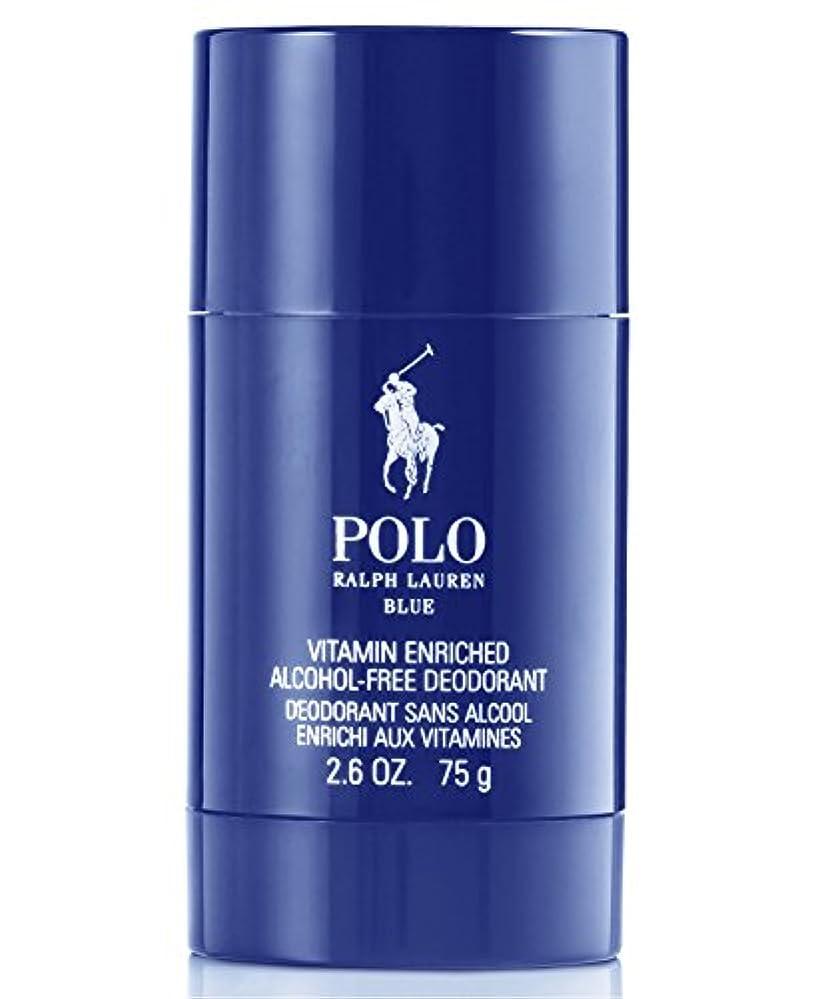 分岐するおばあさん貯水池ラルフローレン ポロ ブルー デオドラントスティック POLO BLUE Deodorant Stick