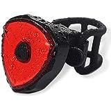 k-outdoor 自転車テールライト LED サイクリング USB充電 ランプ 自転車ランプ ライディング装備 アウトドア 警告灯