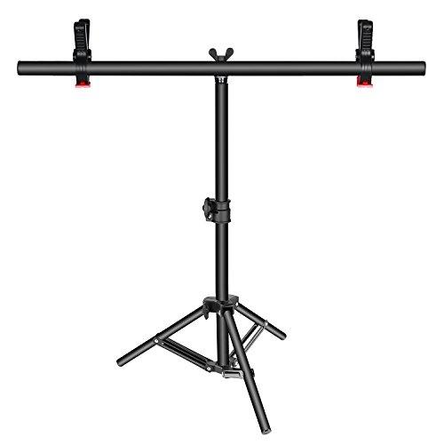[해외]Neewer T 자형의 배경 지원 스탠드 키트/Neewer T-shaped background support stand kit