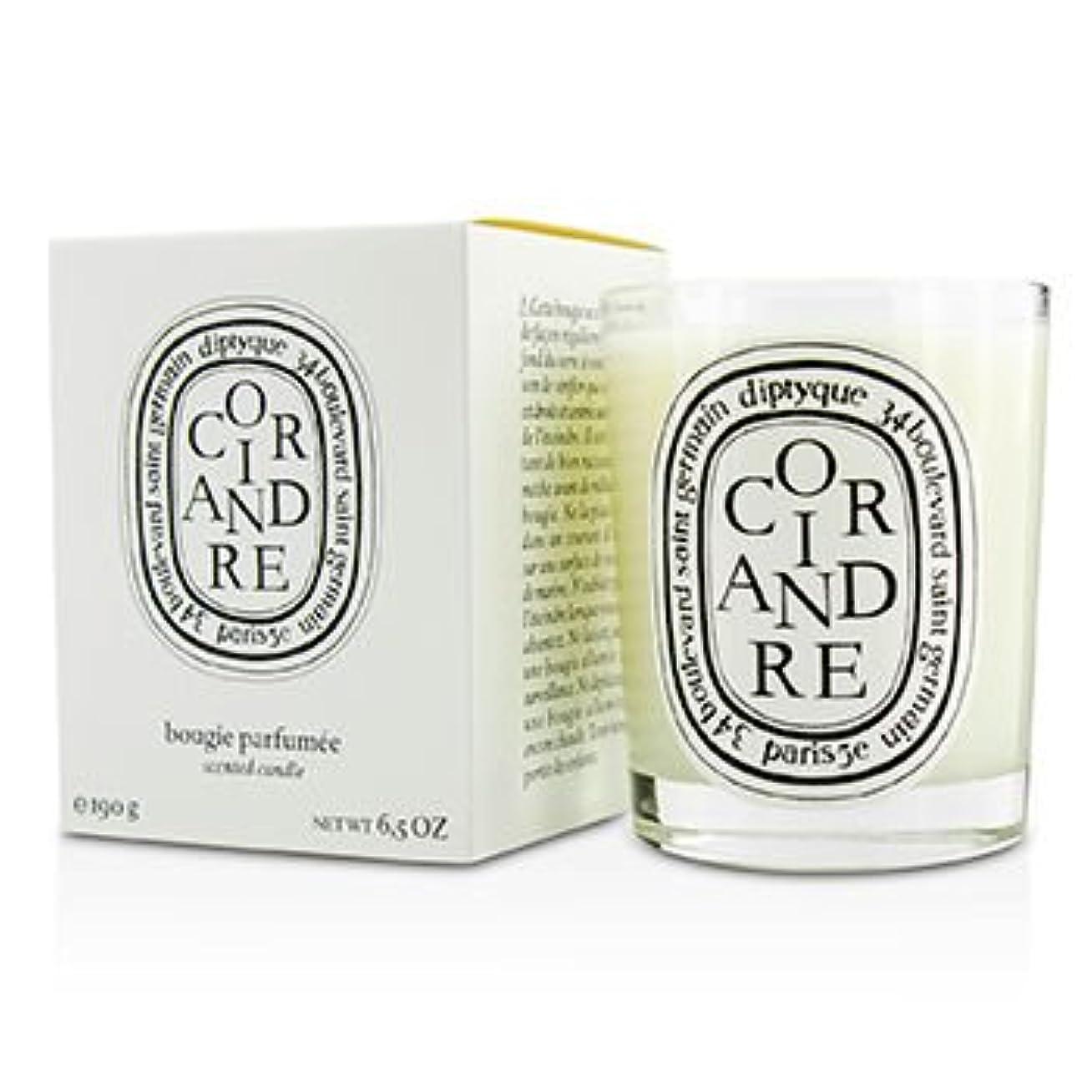不忠医薬品アシュリータファーマン[Diptyque] Scented Candle - Coriandre (Coriander) 190g/6.5oz