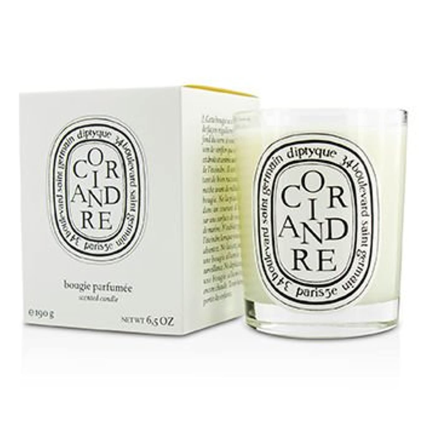 大騒ぎ歌う仲介者[Diptyque] Scented Candle - Coriandre (Coriander) 190g/6.5oz
