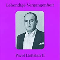 Legendary Voices: Pavel Lisitsian II by VARIOUS ARTISTS (2000-10-24)
