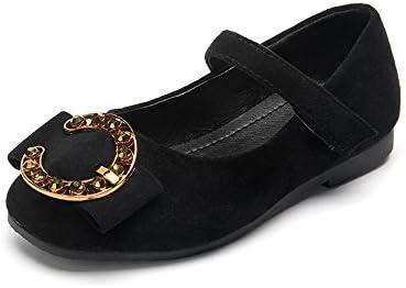 les filles de glisser sur les mocassins uniformes scolaires mocassins les plats mary jane robe de princesse chaussures 602d79