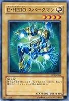 遊戯王カード E・HERO スパークマン DP1-JP004N_WK