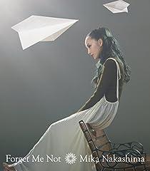 中島美嘉「Forget Me Not」のCDジャケット