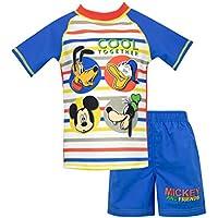 Disney Boys Mickey Mouse Swim Set