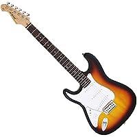 Legend エレキギター LST-Z L/H 3TS 3トーンサンバーストレフトハンド ストラトタイプ ケース付