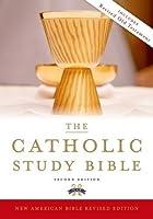 Catholic Study Bible【洋書】 [並行輸入品]