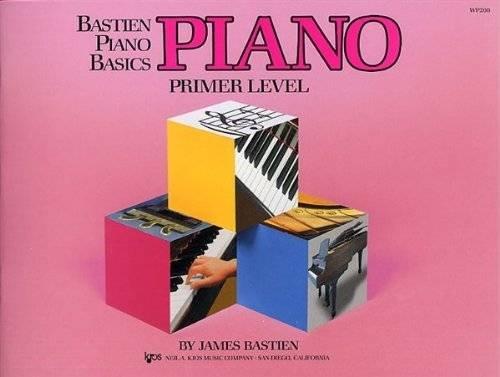 WP200 ベーシックス ピアノ プリマー (英語版) (P...